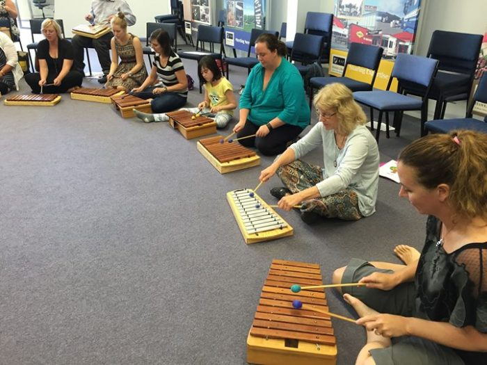 Sing Dance and Play: A Taste of Orff