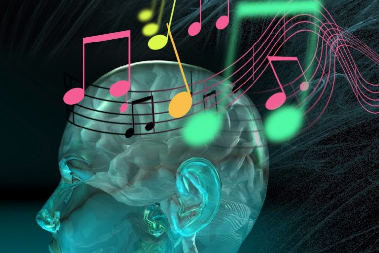 A child's brain develops faster with exposure to music education