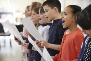 Stop obsessing over talent – everyone can sing!