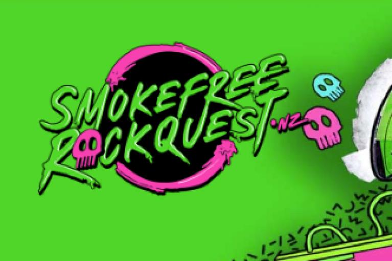 Smokefree Rockquest, Tangata Beats, Bandquest