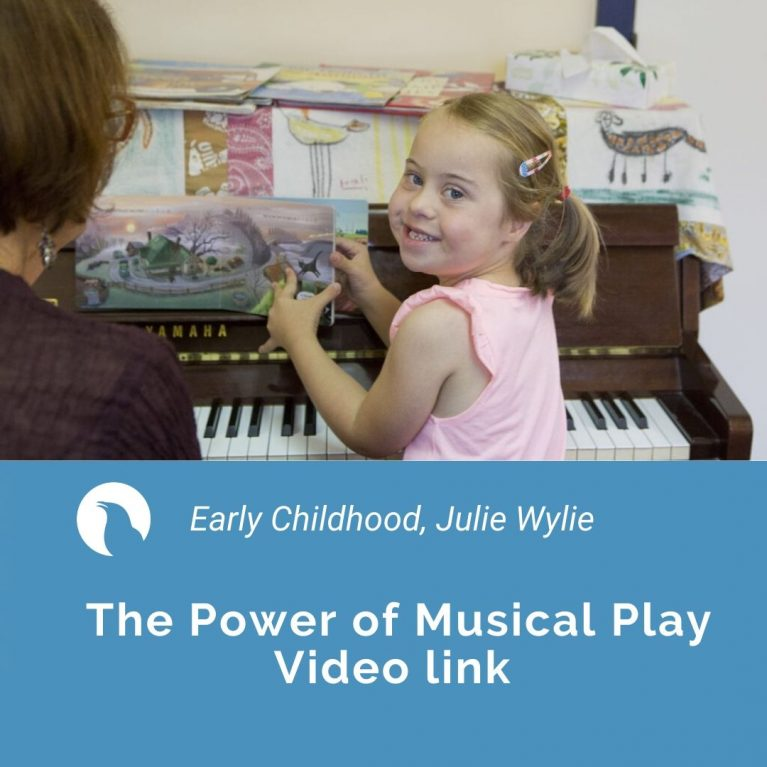THE POWER OF MUSICAL PLAY VIDEO