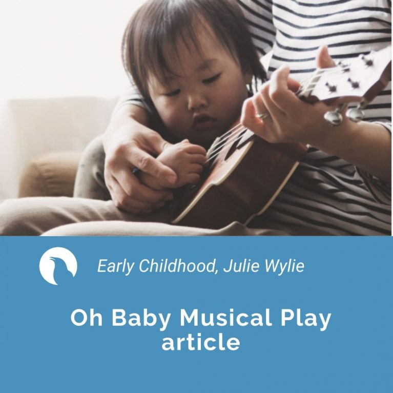 Oh Baby Musical Play calming strategies