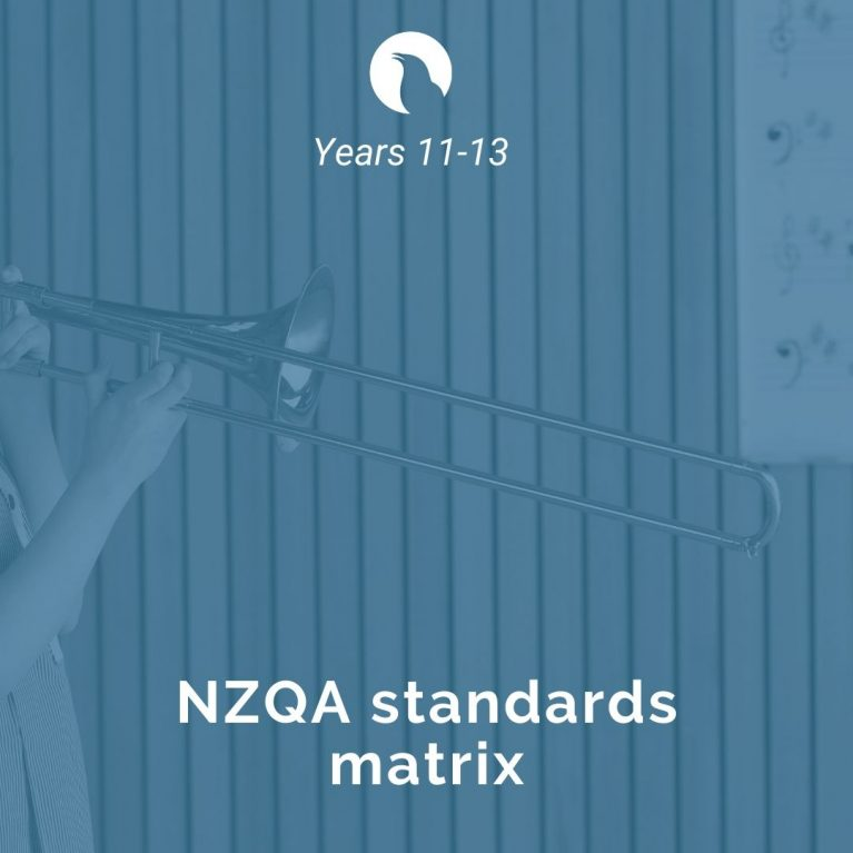 2020 NZQA Standards for Music and Music related assessments.