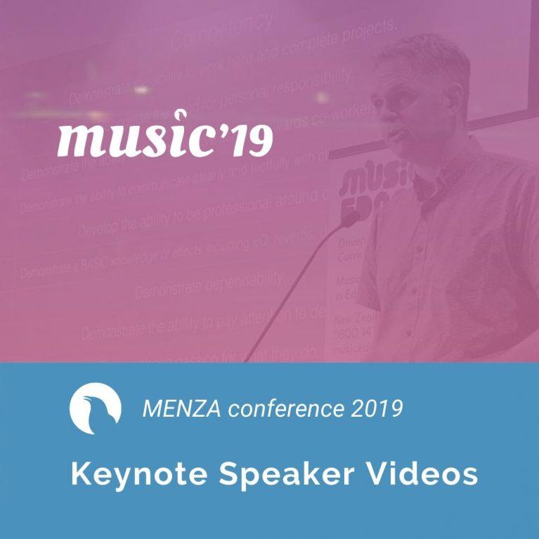 Music'19 Keynote Videos