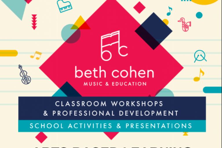 Arts Based Learning with Beth Cohen
