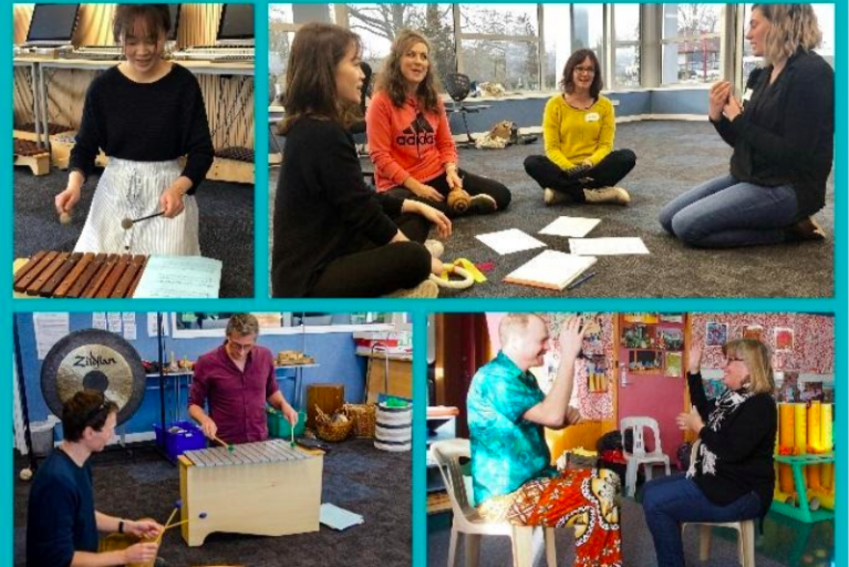 Professional Development in Music and Movement