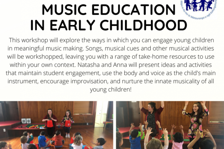 Music Education in Early Childhood