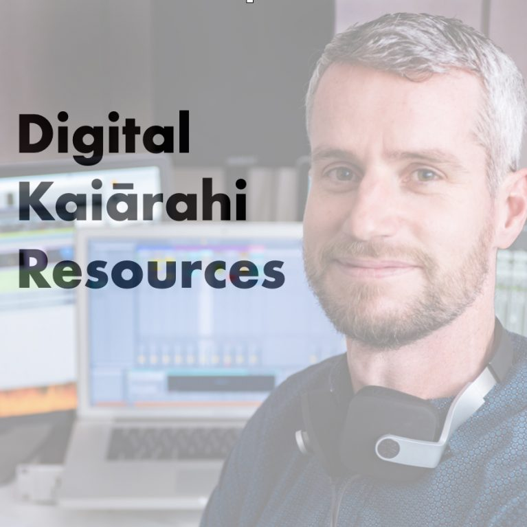 Digital Kaiārahi Resources