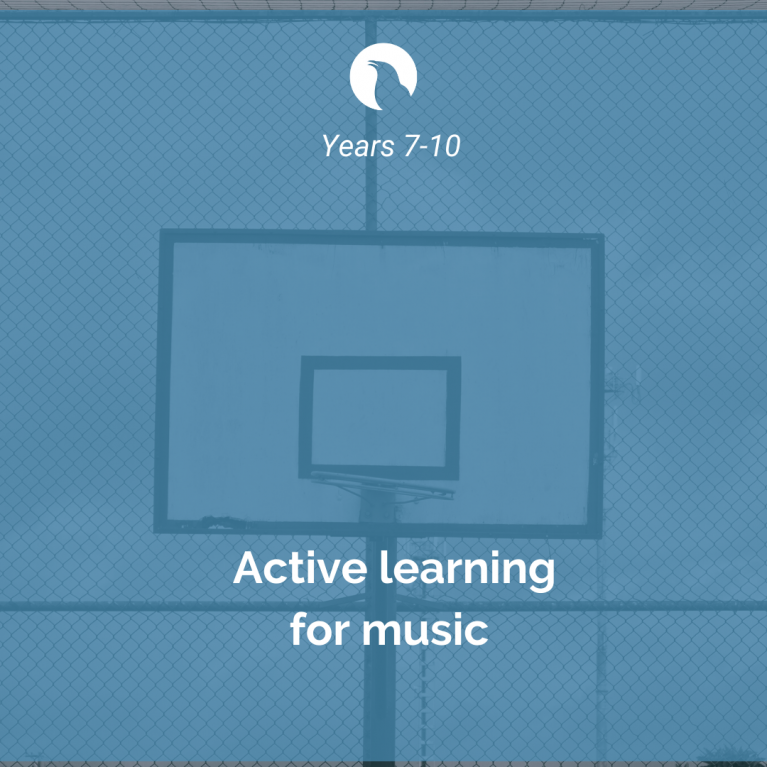 Active Learning Years 7-10