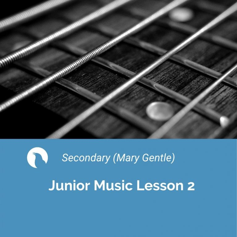 Junior Music Lesson 2