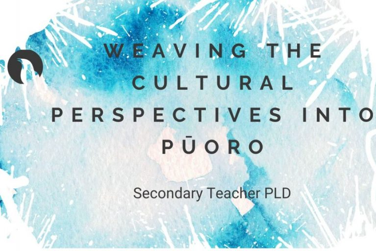 Weaving the cultural perspectives into Pūoro – Secondary PLD