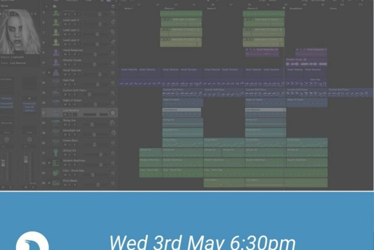 Getting audio tracks out of a Digital Audio Workstation