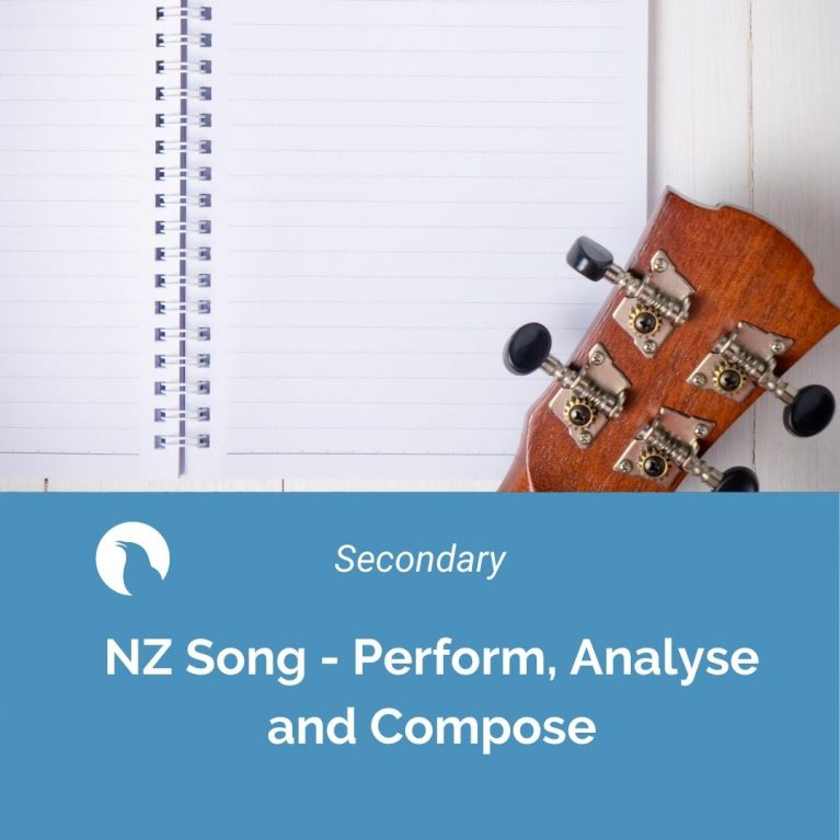 NZ Song –  Perform, Analyse and Compose
