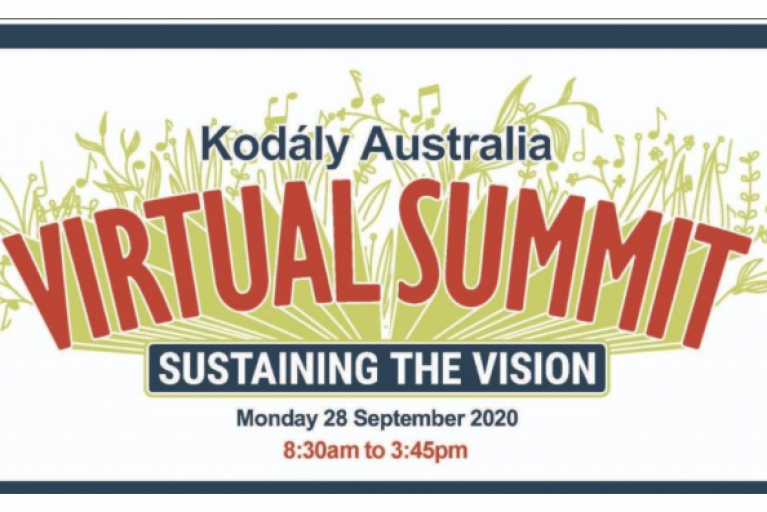 Kodály Australia Virtual Summit