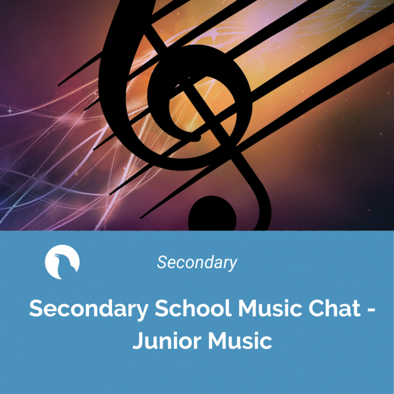 Secondary School Music Chat