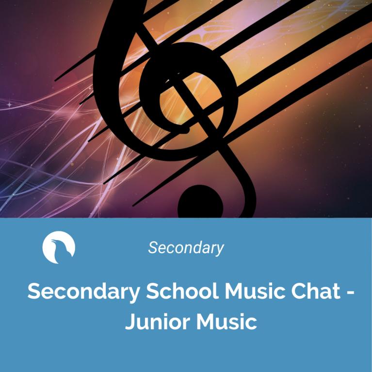 Secondary School Music Chat