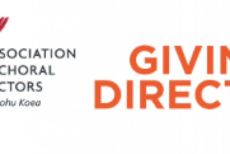 Giving Direction 2020 – professional development for choral directors