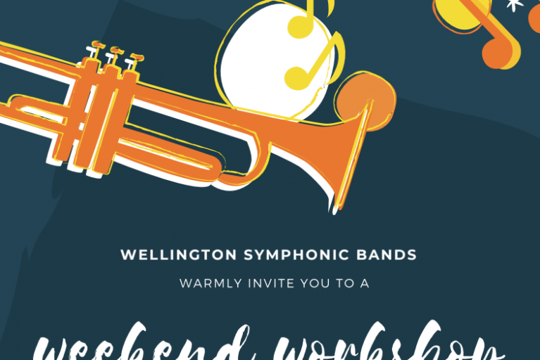 Wellington Symphonic Bands – Weekend workshop