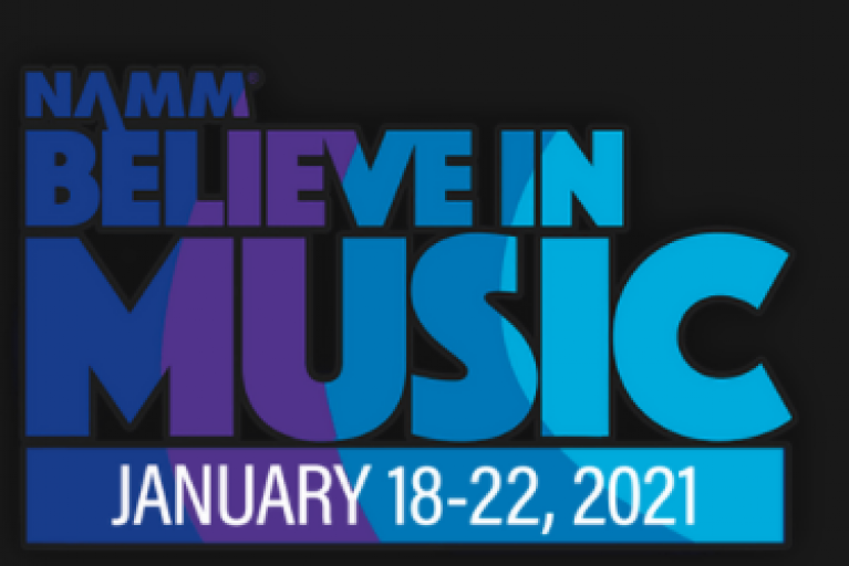 """Believe in Music"" free online NAMM event"