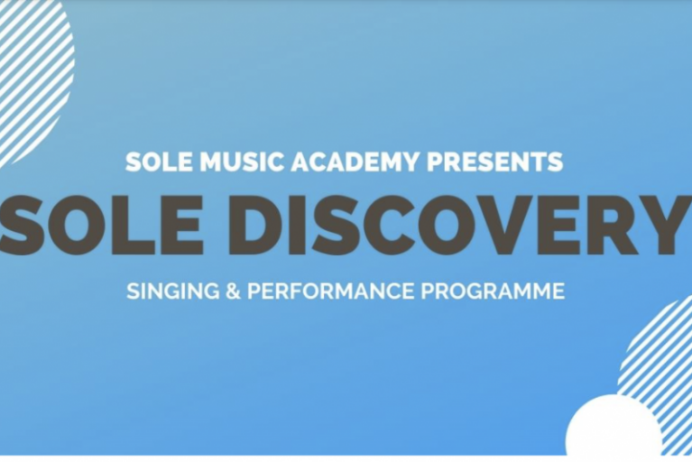 SOLE Discovery – Singing & Performance School Holiday Programme