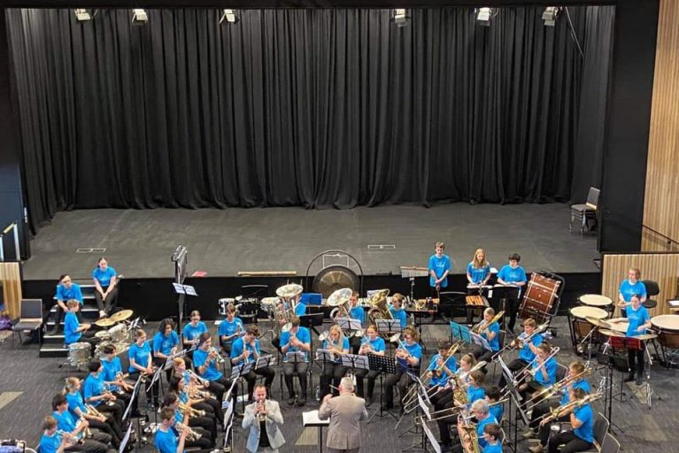 2021 National Secondary Schools' Brass Band Camp